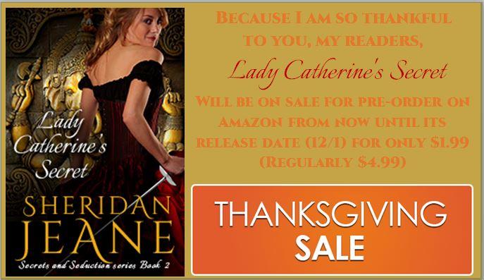 Thanksgiving Sale!